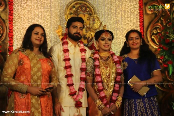 actress mahalakshmi marriage photos 097