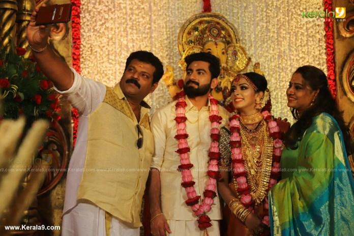 actress mahalakshmi marriage photos 099