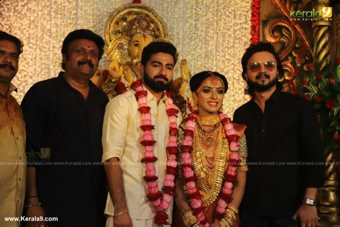 actress mahalakshmi marriage photos 110