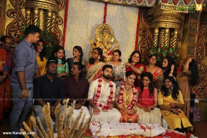 actress mahalakshmi marriage photos 118