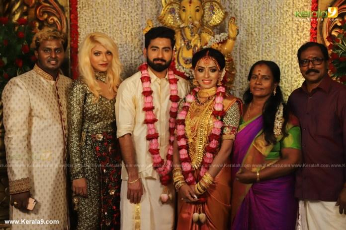 actress mahalakshmi marriage photos 125