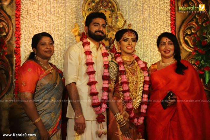actress mahalakshmi wedding photos 070