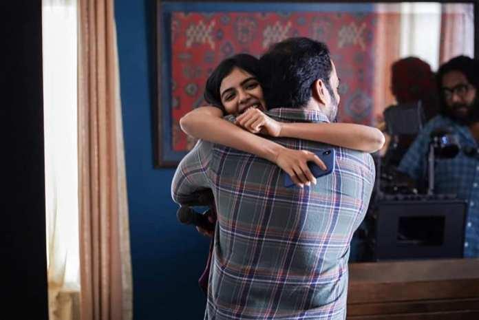 Kalyani Priyadarshan in Varane Avashyamundu Movie Stills 009