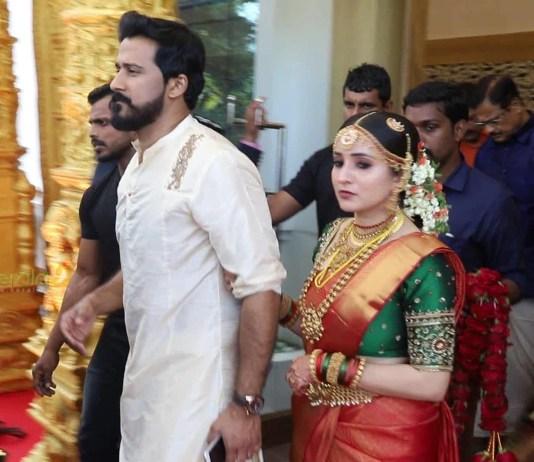 bhama marriage