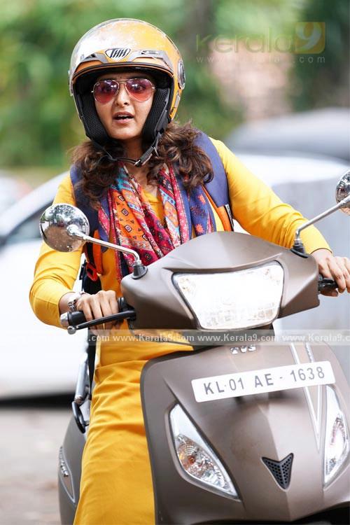 Manju Warrier in Chathur Mukham Malayalam Movie Stills