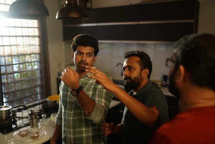 Manju Warrier in Chathur Mukham Malayalam Movie Stills 003
