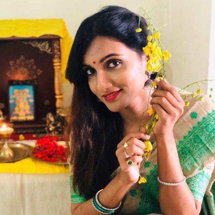 Manjari vishu celebration pics