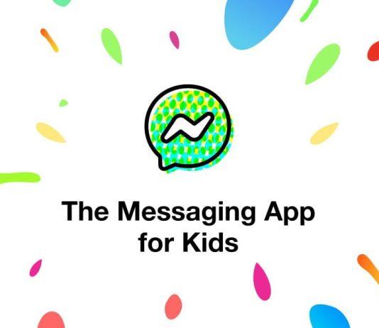 Messenger Kids facebook