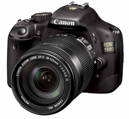 The Most Popular Digital SLR Cameras Of 2012
