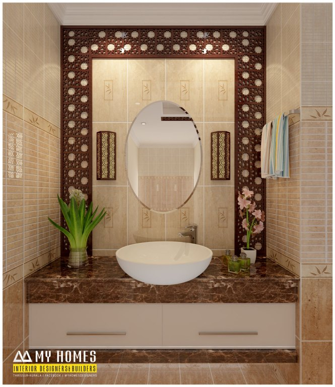 Bathroom Designs In Kerala bathroom interior design kerala : brightpulse