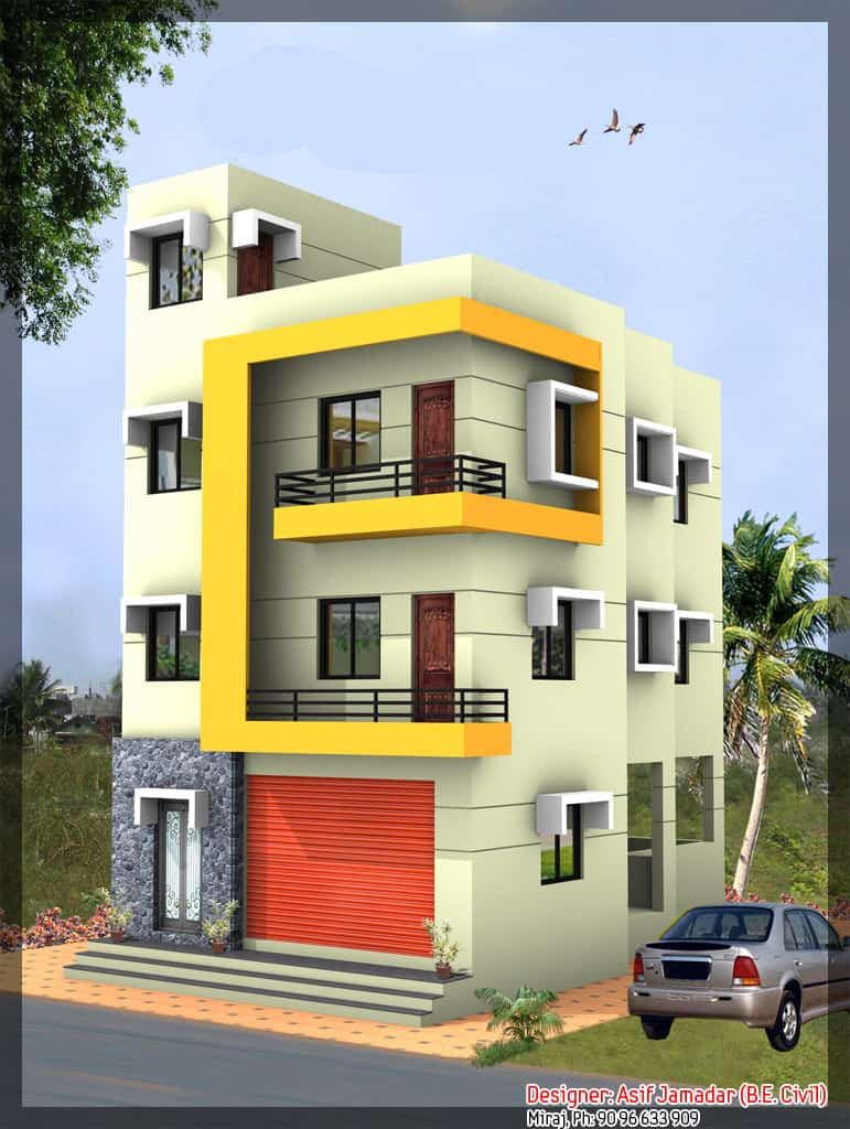 ^ wo Story Small House Plans In Sri Lanka. small 1 bedroom house ...