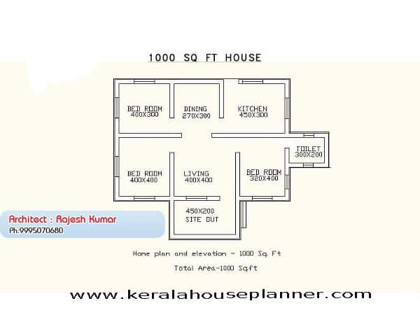 Small House Plans In Kerala