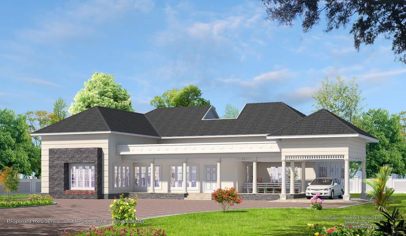 Kerala Home Design Amp House Plans