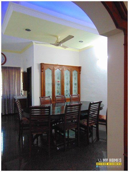 kerala interior design ideas from designing company thrissur Traditional wooden dining table designs kerala
