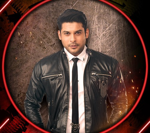 Siddharth Shukla - bigg boss 13 contestant