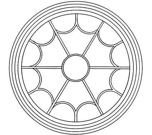 onam pookalam designs outline - 16