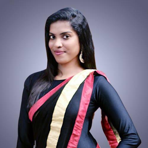 Diya Sana - Bigg Boss Malayalam season 1 Contestants