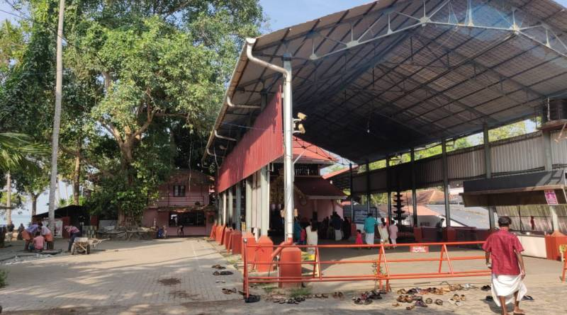 Ameda Temple Udayamperoor Pooja Timings - Kerala Temples