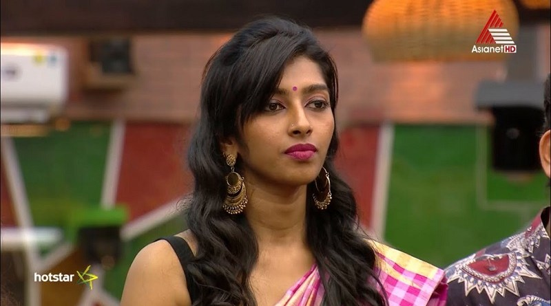 Reshma-Rajan-eliminated-bigg-boss-malayalam-season-2