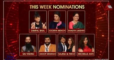Bigg Boss Malayalam 3 Day 15 Highlights Third week nomination BBM3