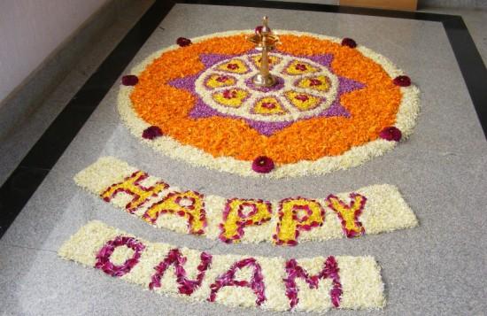 Onam-Pookalam