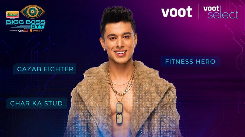 Pratik Sehajpal - Bigg Boss OTT 2021 contestant