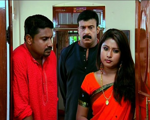 Ente Manasa Puthri Serial On Asianet
