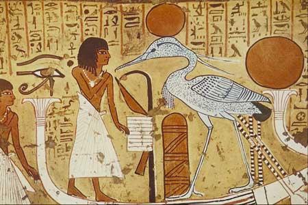Архитектурные стили: Египетское искусство.