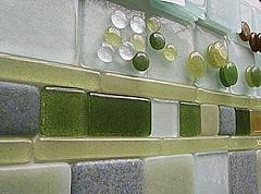 стеклянная плитка