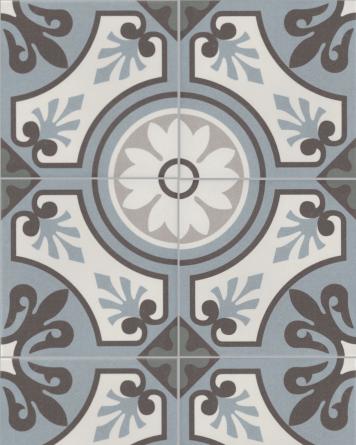 lilou cement tile look
