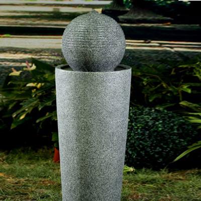 Brunnen Aus Clayfibre Und Polyresin Keramik Scheune Ratingen