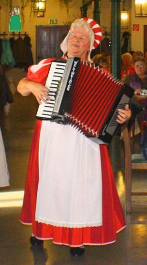 Marktfrau Regine