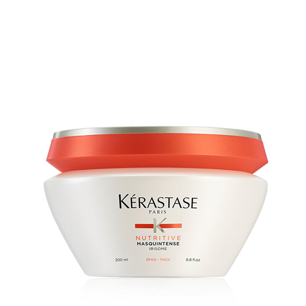 Nutritive Masquintense Thick Hair Mask For Dry Hair