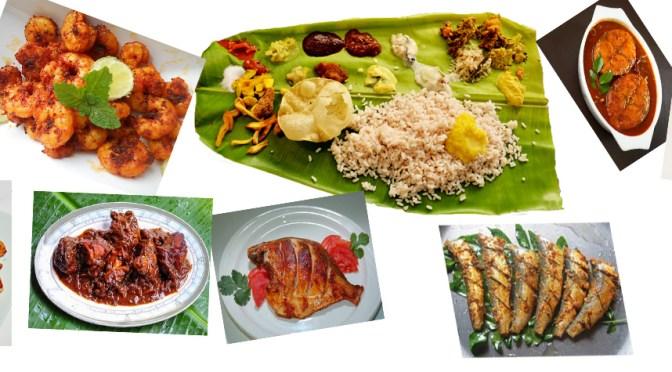 Kerala Cuisine Kerala food