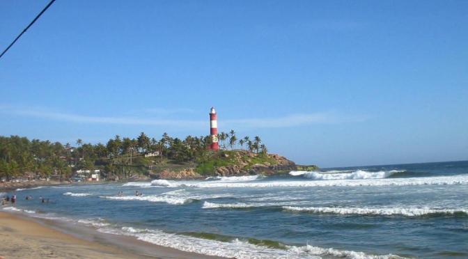Kovalam beach Trivandrum Kerala