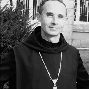 Dom Robert Le Gall 4ème abbé de Sainte-Anne de Kergonan