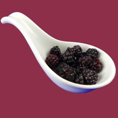 Gefriergetrocknete Früchte - Brombeeren