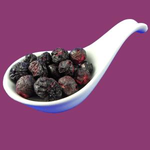 Gefriergetrocknete Früchte - Wildheidelbeeren