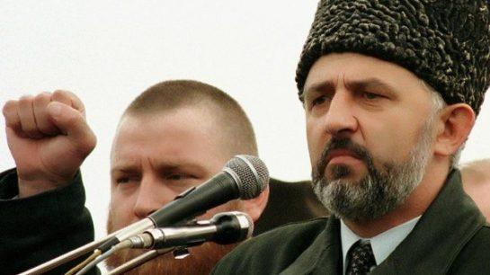Genel Kurmay Başkanı olan Aslan Mashadov ile ilgili görsel sonucu