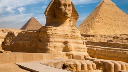 Eski Mısırın Ruhu - Sfenks