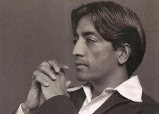 Krishnamurti Kimdir?