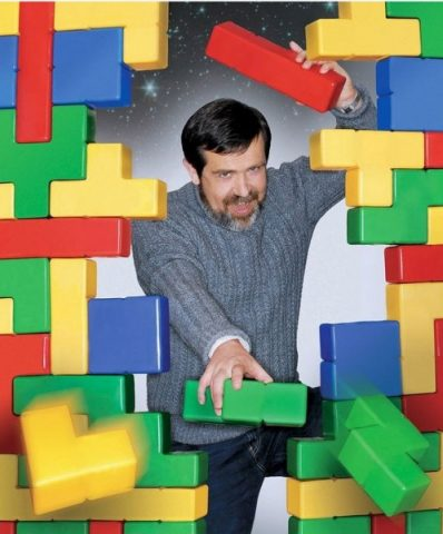 Tetris'in Babası Aleksey Pajitnov (9 Fotograf)