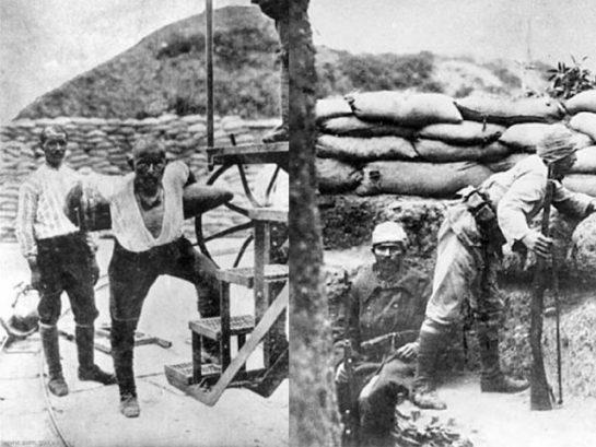 Çanakkale Savaşlarında Türk Ordusunun Zaiyatı