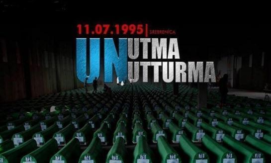 Kanayan Yara Bosna Srebrenitza Katliamını Unutmadık