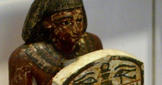 Mısırlı Görevli Amenemope