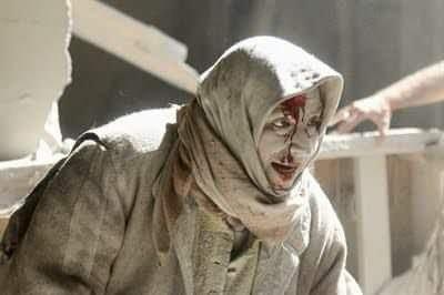 Suriyeli Bir Hanımefendi Anlatıyor.