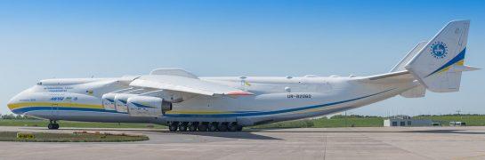 Dünyanın En Büyük Uçağı Antonov AN-225 Hakkında Bilgi