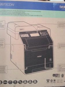 l'imprimante multifonction idéale pour les TPE, PME; PMI
