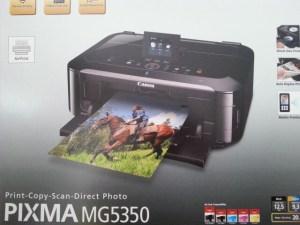 imprimante multifonctions canon idéale pour la maison