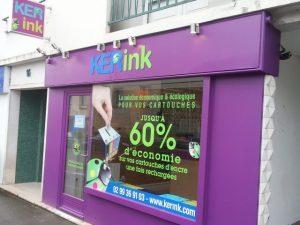 Nouveau magasin du 185 rue de Fougères à Rennes